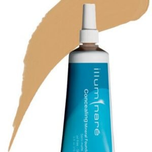 Illuminare Concealing Mineral Foundation ~ Toast