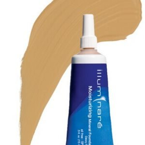 Illuminare Moisturizing Mineral Foundation ~ Toast