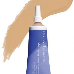 Illuminare Mattifying Mineral Foundation ~ Sun