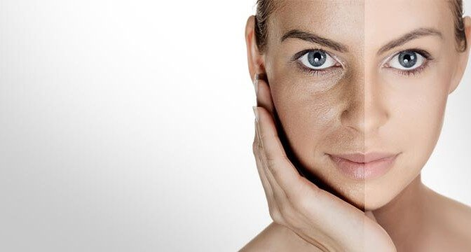 Treat multiple signs of aging at once!