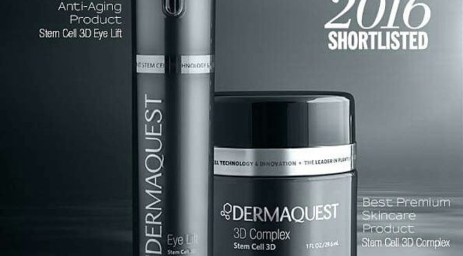 DermaQuest Voted Best Premium Anti-Aging Skincare at the PURE Beauty Awards!
