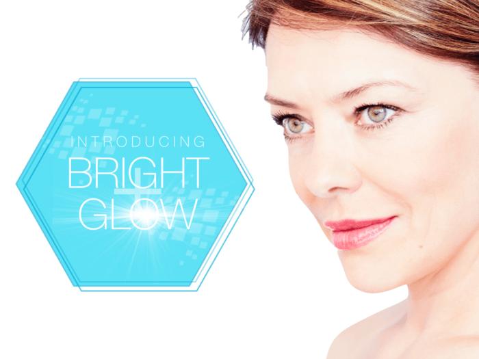 bright glow blog photo