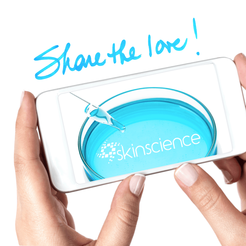 Share the SkinScience Love!