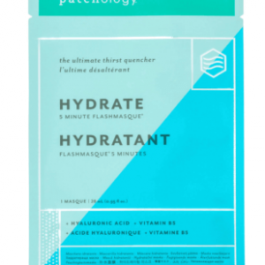 Patchology FlashMasque Sheet Mask: HYDRATE