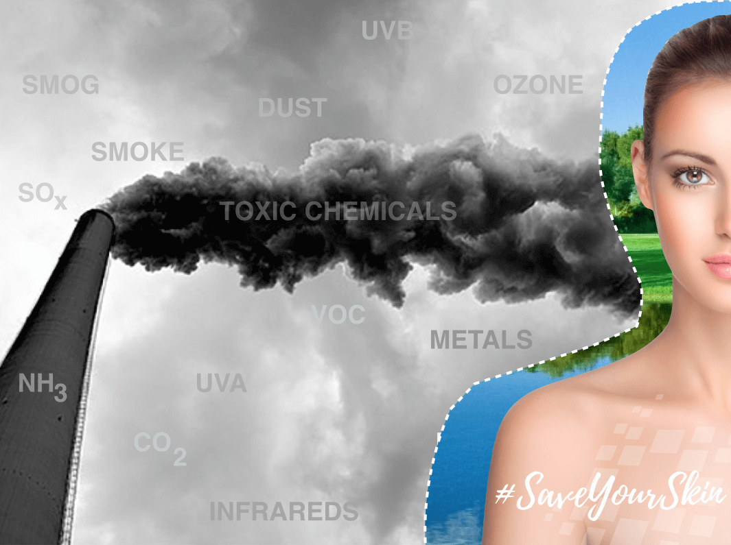 Why You Should Be Using A Vitamin C Serum Every Day! #pollution #freeradicals #skin