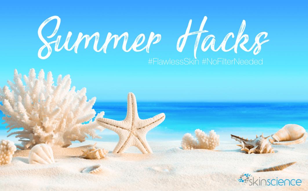 The Ultimate Summer Hack – Mini Treatments!