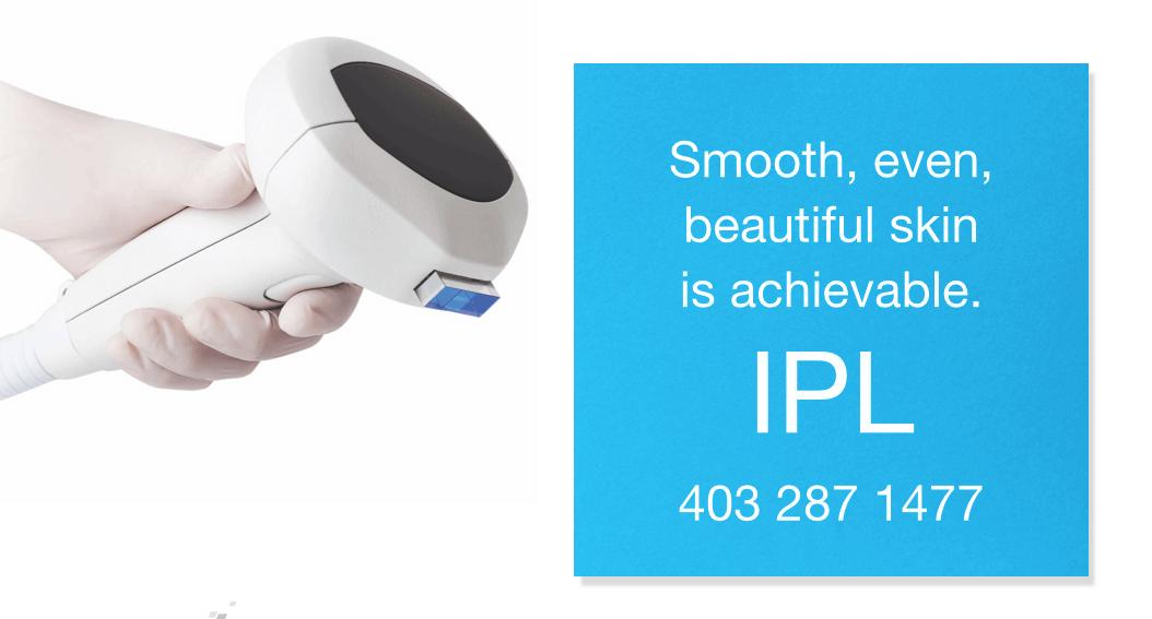 "SkinScience's Favourite ""Laser"" Treatment; IPL"