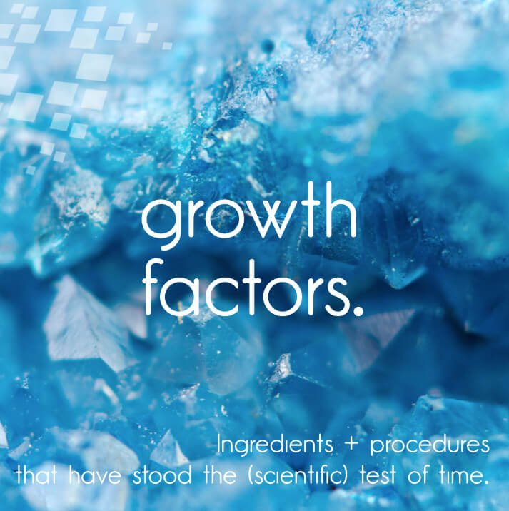 Tried, Tested + True >>>> Growth Factors – The New Skin Care Trend That Really Works!