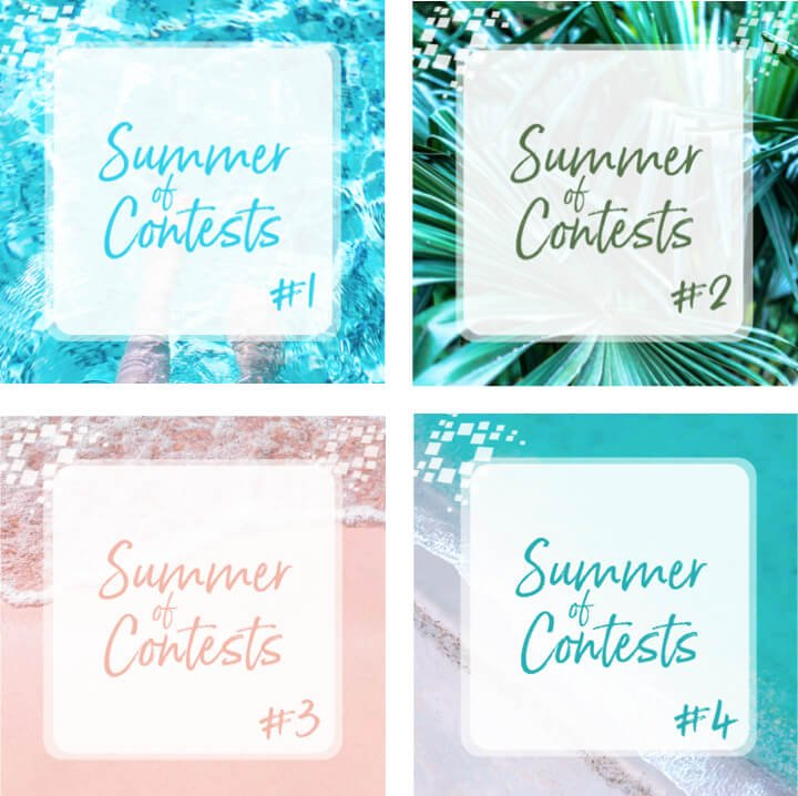 "SkinScience's ""Summer of Contests"" Rules"