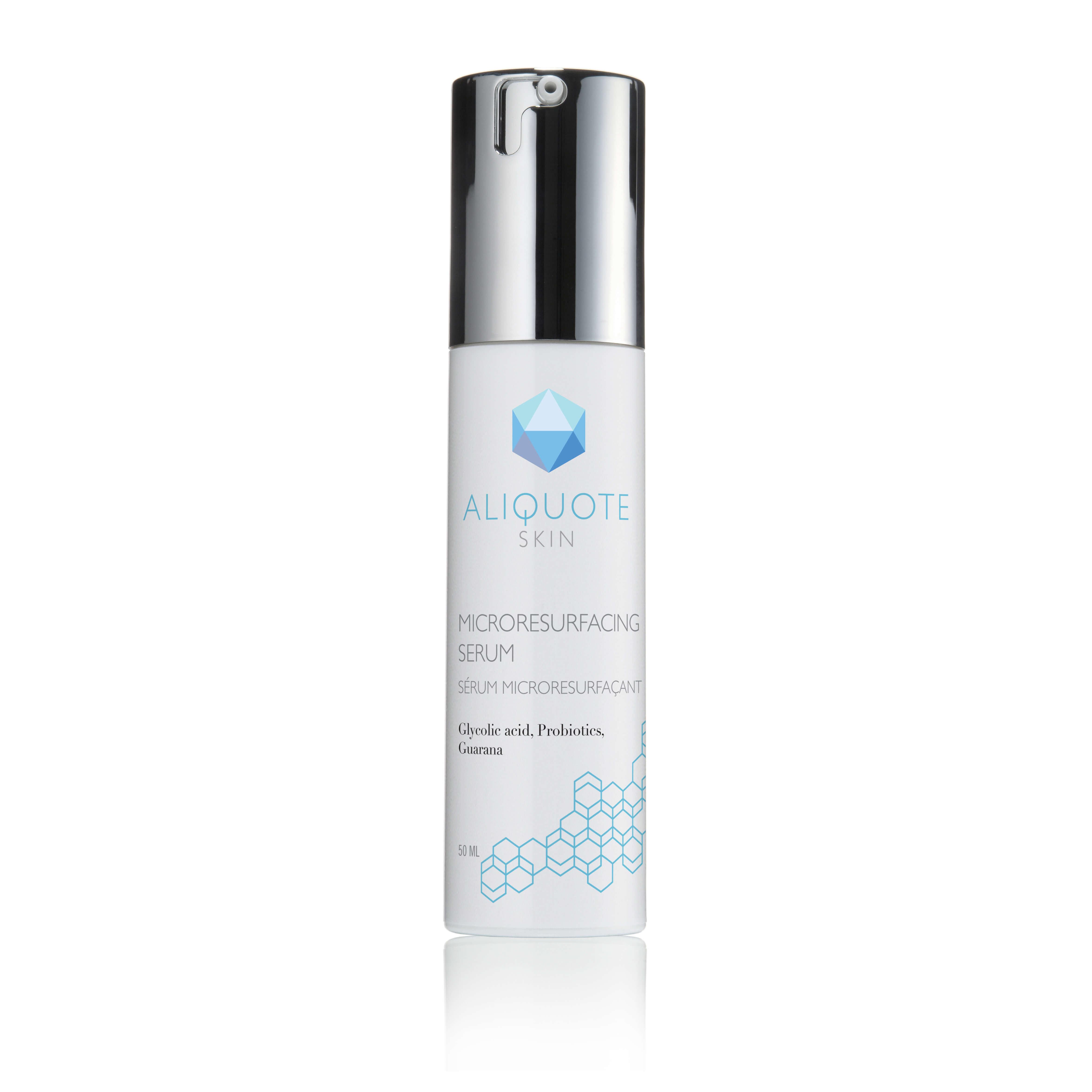Aliquote Skin MicroResurfacing Serum