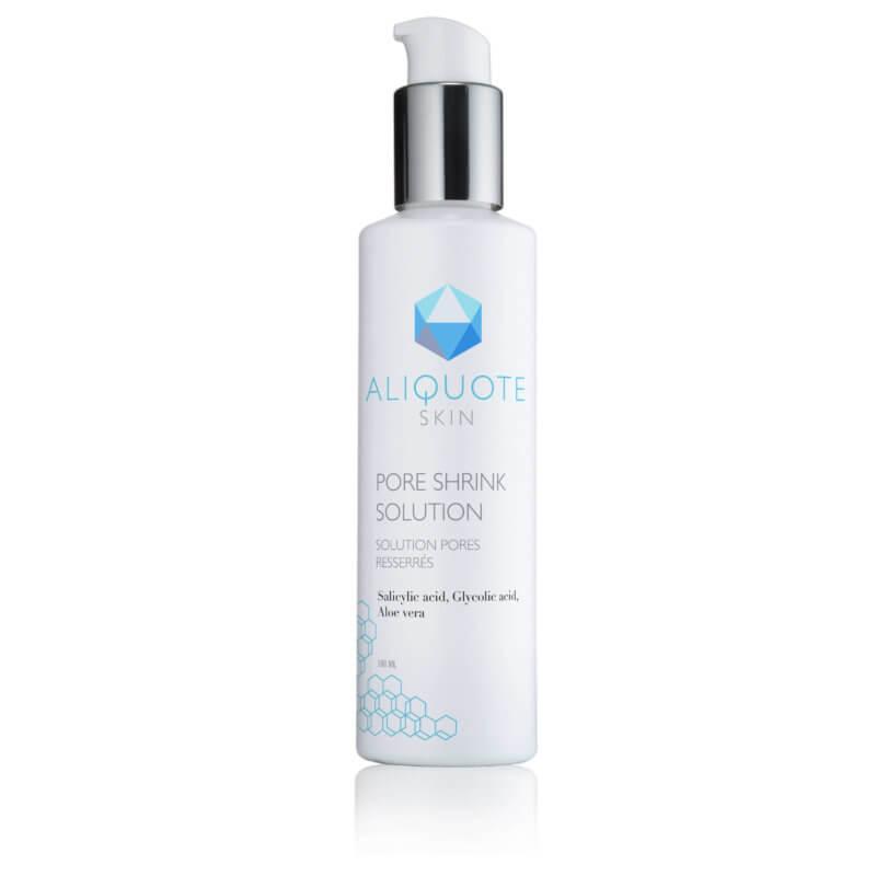 Aliquote Skin Pore Shrink Solution