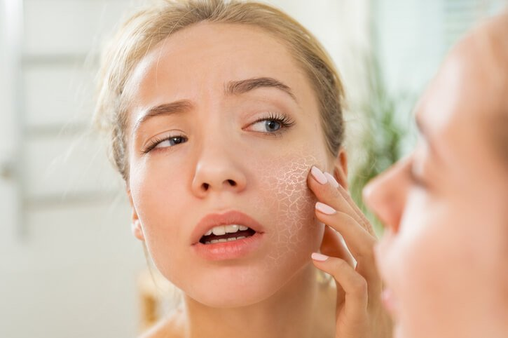 Kick the Dryness with Advanced Dermaplaning!
