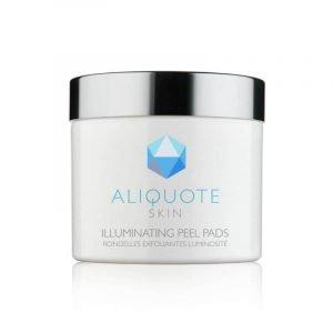 Aliquote Skin Illuminating Peel Pads