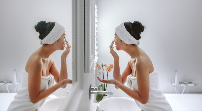 6 More Self-Isolation Tips for Glowing Skin