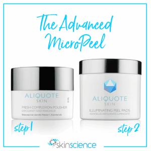 "Aliquote Skin ""The Advanced MicroPeel"""