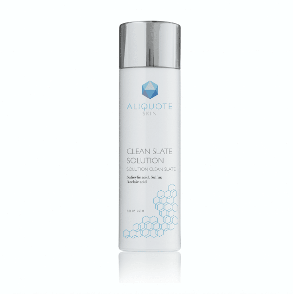 Aliquote Skin Clean Slate Solution